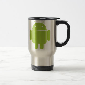 Android Travel Mug