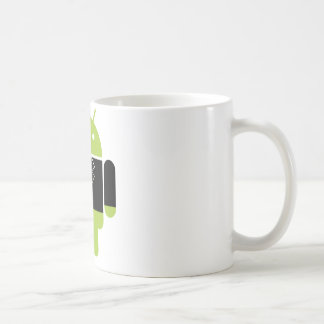 Android Tux Coffee Mugs