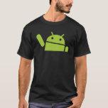 Android Waving T-Shirt