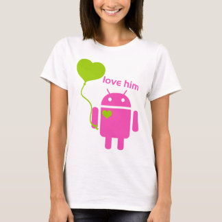 Android Women's Basic T-Shirt