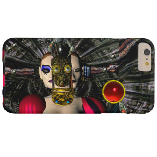 ANDROID XENIA SPACESHIP PILOT,Science Fiction Barely There iPhone 6 Plus Case