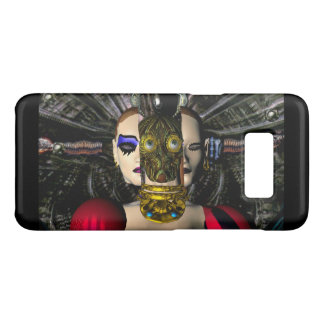 ANDROID XENIA SPACESHIP PILOT,Science Fiction Case-Mate Samsung Galaxy S8 Case