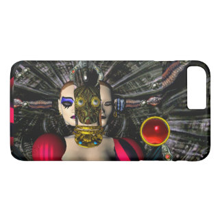 ANDROID XENIA SPACESHIP PILOT,Science Fiction iPhone 7 Plus Case