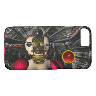 ANDROID XENIA SPACESHIP PILOT,Science Fiction iPhone 8/7 Case