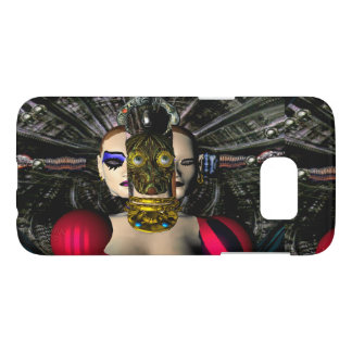 ANDROID XENIA SPACESHIP PILOT Science Fiction Samsung Galaxy S7 Case