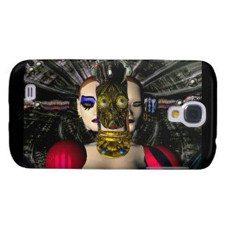 ANDROID XENIA SPACESHIP PILOT,Science Fiction Samsung S4 Case