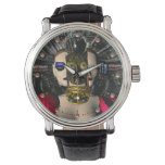 ANDROID XENIA SPACESHIP PILOT Science Fiction Wrist Watch