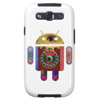 ANDROIDE 2012 de Navin Joshi Samsung Galaxy S3 Carcasa