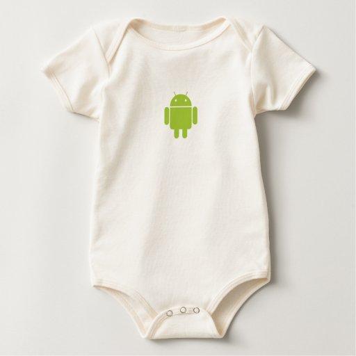Androide Body Para Bebé