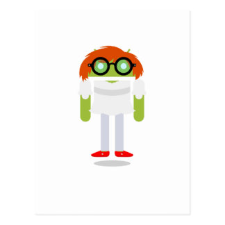 Androide de encargo postales