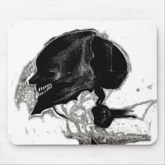 Androide de Skele Mouse Pads