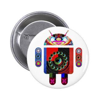 Androide del papá y del bebé - Art101 por Navin Pin