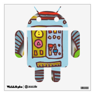Androide del robot