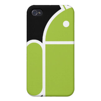 Androide iPhone 4/4S Funda