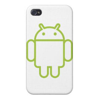 androide iPhone 4 funda
