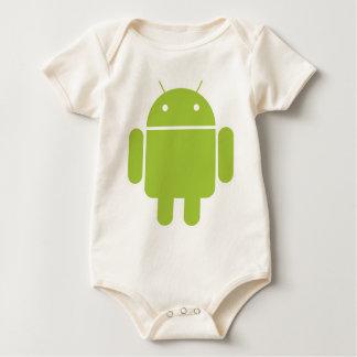 Androide Mameluco De Bebé