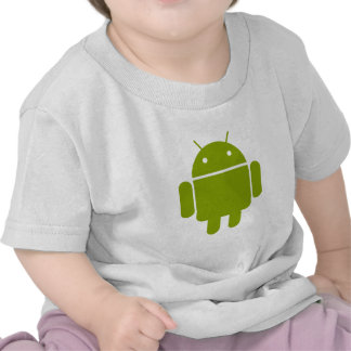 Androide Camisetas