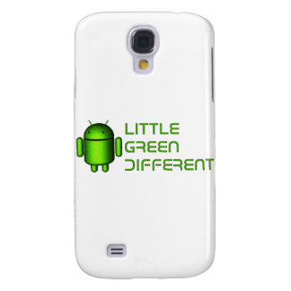 Androide - poco verde diferente