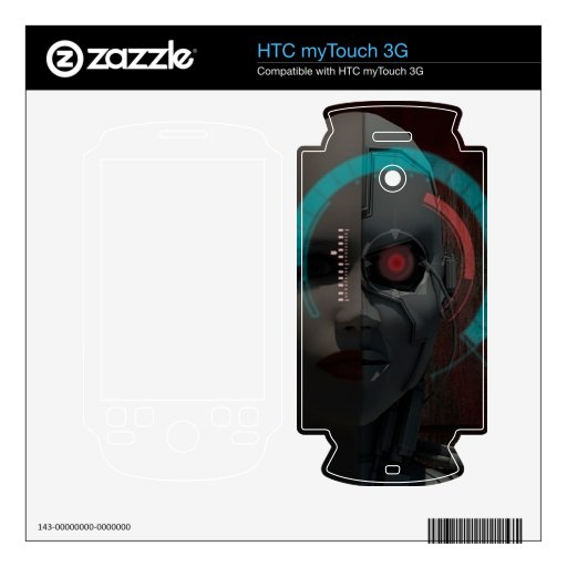 Androide Skins Para HTC myTouch 3G