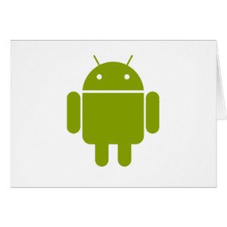 Androide Felicitación