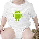 Androide Traje De Bebé