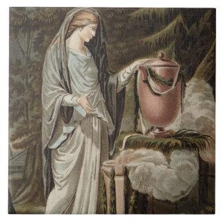 Andromache, costume for 'Andromache' by Jean Racin Ceramic Tile
