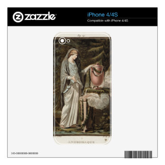 Andromache, costume for 'Andromache' by Jean Racin iPhone 4S Skin