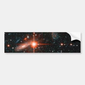 Andromeda- Andromeda Galaxy Halo Details Bumper Stickers