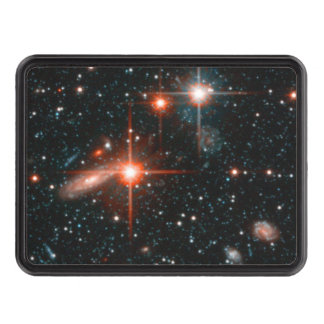 Andromeda- Andromeda Galaxy Halo Details Trailer Hitch Covers