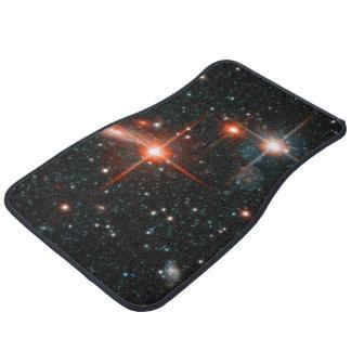 Andromeda- Andromeda Galaxy Halo Details Car Mat