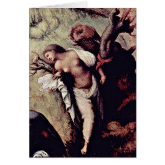 Andromeda By Piero Di Lorenzo Greeting Cards