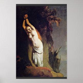 Andromeda By Rembrandt Van Rijn Best Quality Print