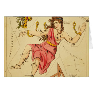 Andromeda Constellation Greeting Cards