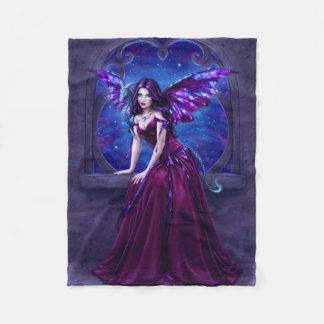 Andromeda Dragon Art Fleece Blanket
