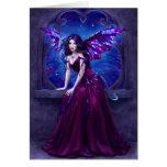 Andromeda Dragon Art Greeting Card