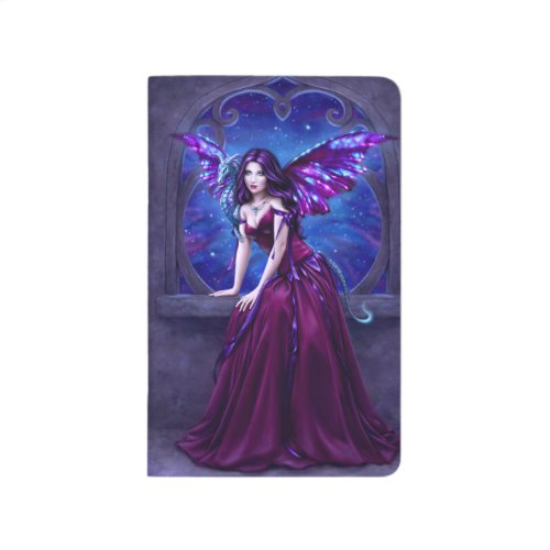 Andromeda Dragon Art Pocket Journal