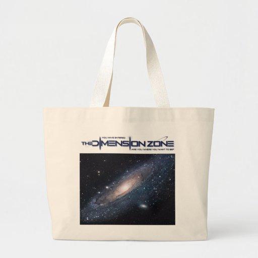 Andromeda Galaxy Bags