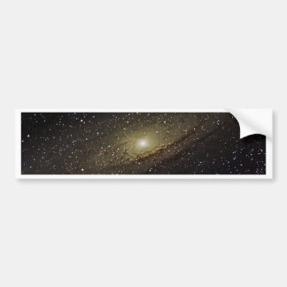 Andromeda Galaxy Bumper Sticker
