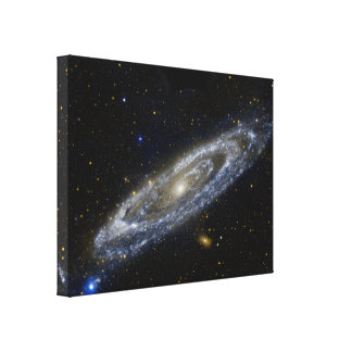 Andromeda Galaxy Canvas Print