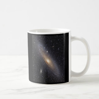 Andromeda Galaxy Coffee Mug