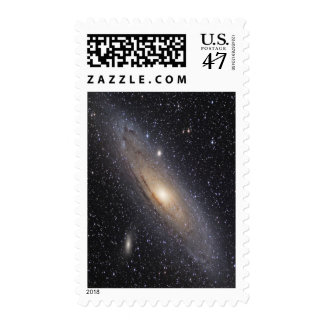 Andromeda Galaxy - Customized Postage