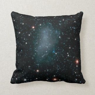 Andromeda Galaxy Halo Details Throw Pillow