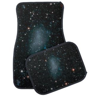 Andromeda Galaxy Halo Details Car Mat