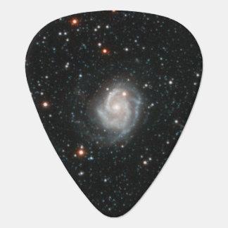 Andromeda Galaxy Halo Guitar Pick