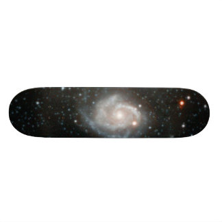 Andromeda Galaxy Halo Skate Deck