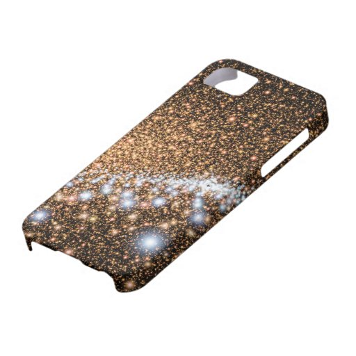 Andromeda Galaxy in Gold  - NASA Space Image iPhone 5 Case