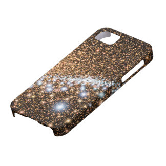 Andromeda Galaxy in Gold  - NASA Space Image iPhone SE/5/5s Case
