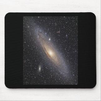 Andromeda Galaxy Mouse Pad