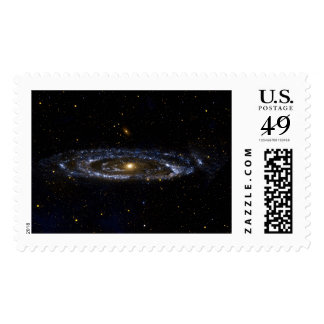 ANDROMEDA GALAXY (outer space) chubby ~.jpg Postage Stamp