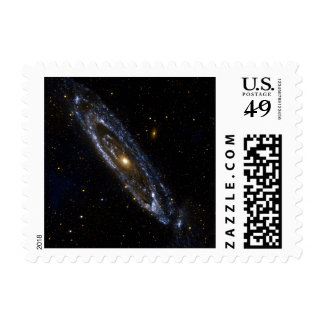 ANDROMEDA GALAXY (outer space) ~.jpg Postage